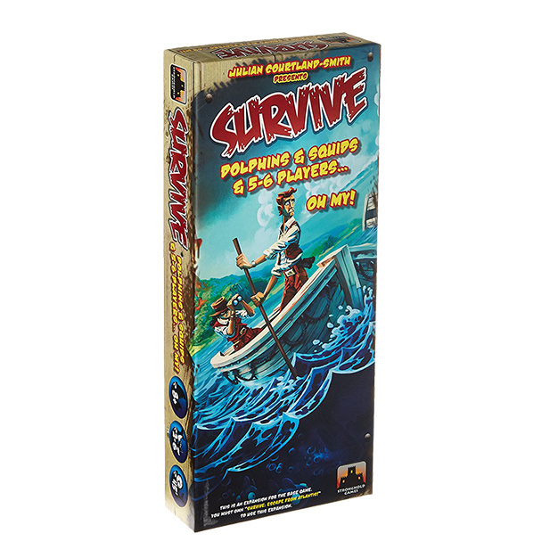 逃離亞特蘭提斯 - THE ISLAND (Survive: Escape from Atlantis!)