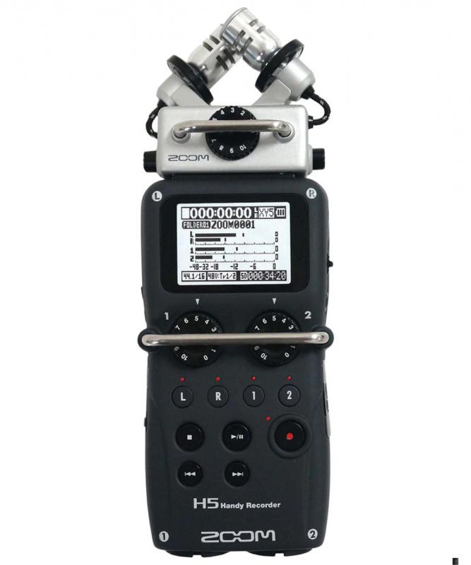 ZOOM H5 手提數碼錄音機