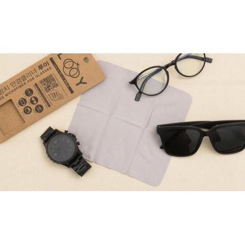 韓國LOOY 防霧超細纖維眼鏡布