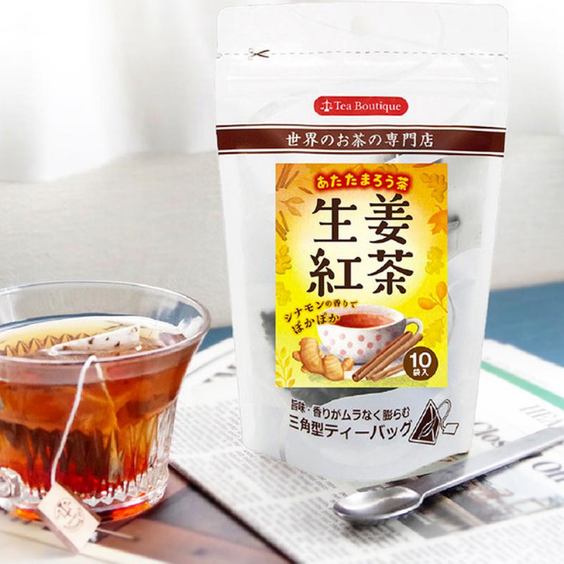 日版 Tea Boutique 生姜紅茶 20g (10包裝)
