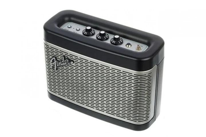 Fender Newport 便攜藍牙喇叭(Black)