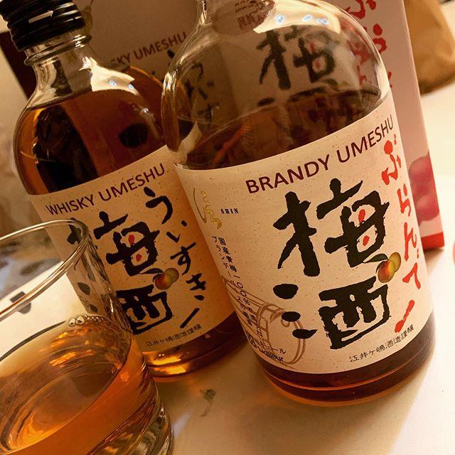 🇯🇵日本直送💥 明石AKASHI 500ml ~白蘭地混合梅酒🥃 ~紅酒混合梅酒🍷2款口味推廣價👍