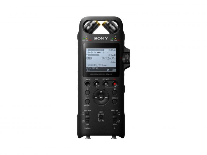 【陳列品Demo優惠價】SONY PCM-D10 數碼錄音機