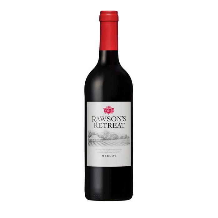 Penfolds Rawson's Retreat Merlot 2018 Cork 紅酒 750ml - 12371865