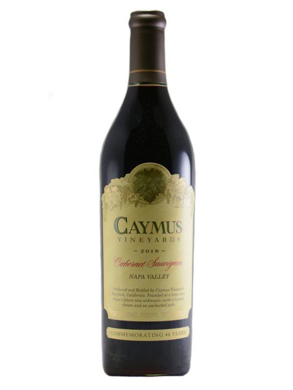 Caymus Vineyards Cabernet Sauvignon Napa Valley 紅酒 2018 750ml - 12052170
