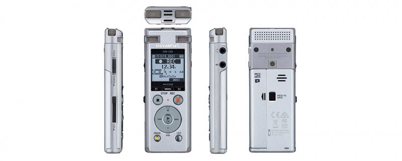 OLYMPUS DM-720 數碼錄音機