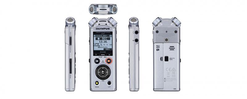 OLYMPUS LS-P1 數碼錄音機