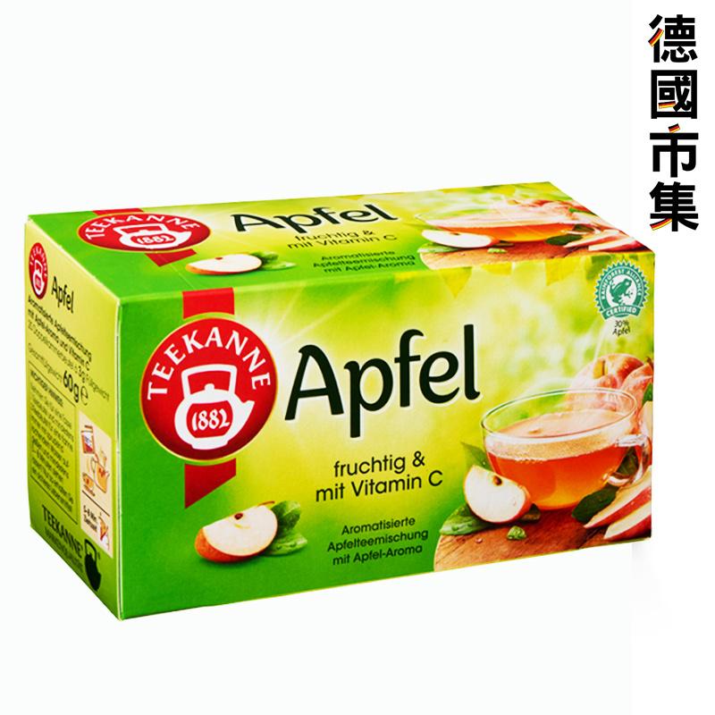 德國Teekanne 蘋果茶60g【市集世界 - 德國市集】
