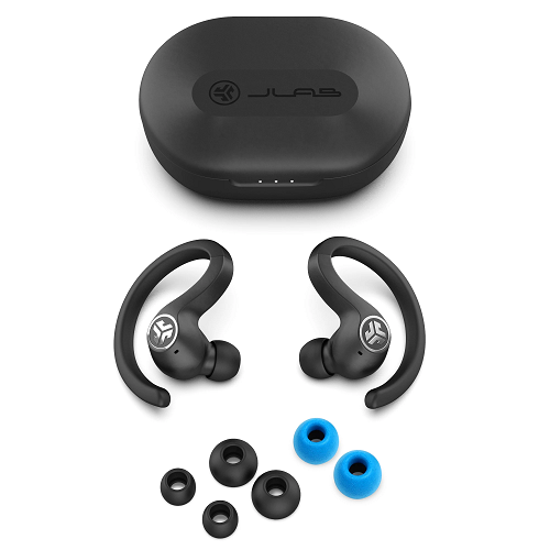 JLab Audio Jbuds Air Sport 防汗掛耳式真無線藍牙耳機