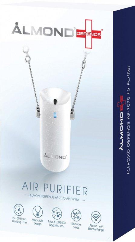 Almond Defends AP-7070 隨身空氣清淨機 行貨 2色