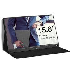 Lexuma XScreen HD 15.6吋 觸摸屏便攜式顯示器
