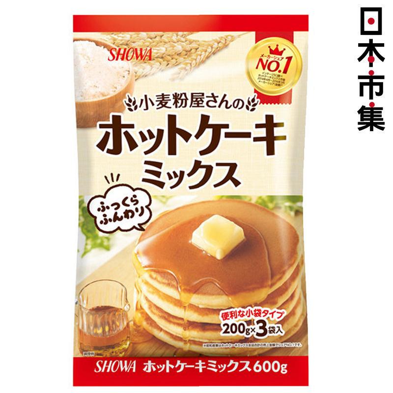 日版 昭和産業 熱香餅 班戟粉 200g x3包【市集世界 - 日本市集】