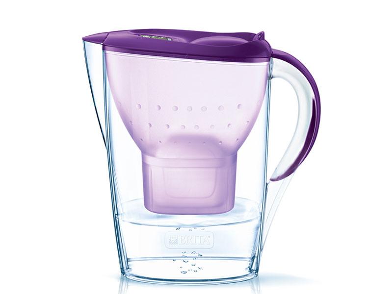 BRITA fill&go marella 2.4L 濾水壺 (內附一個濾芯)
