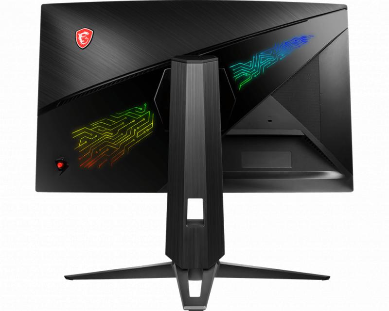 MSI OPTIX MPG27CQ2 RGB 曲面電競顯示器