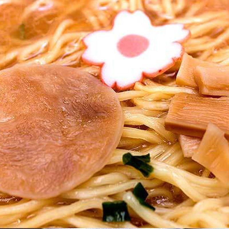 日版日清麵NIPPON 和歌山特濃豬豚骨濃湯拉麵 124g (4件裝)【市集世界 - 日本市集】