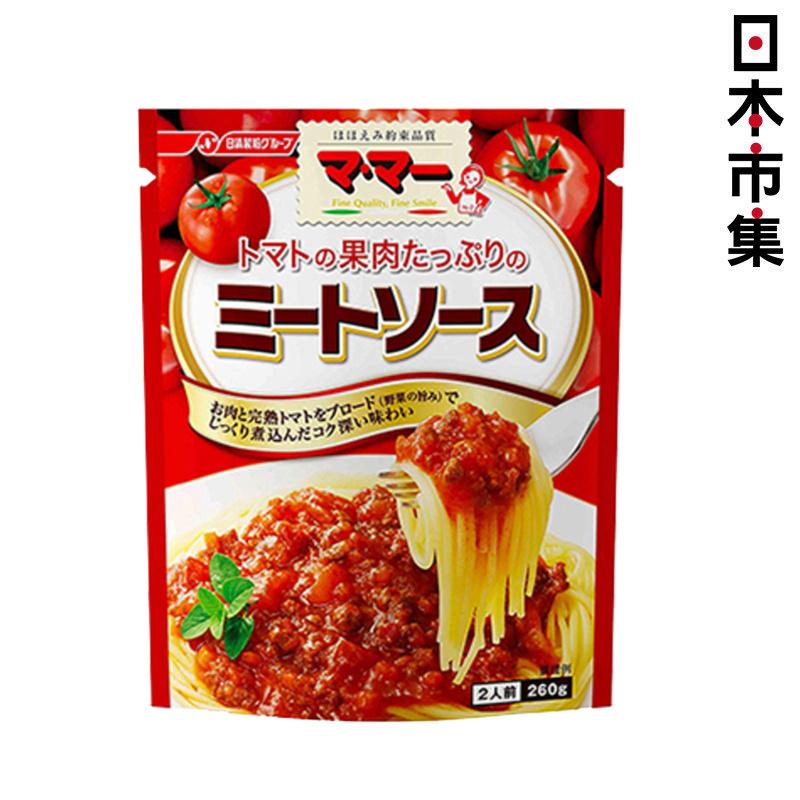 日版日清蕃茄大量肉醬意粉醬 2人前【市集世界 - 日本市集】