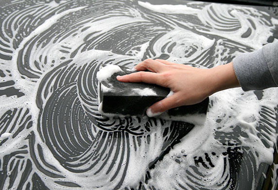 日本SOFT99 黑極洗車水
