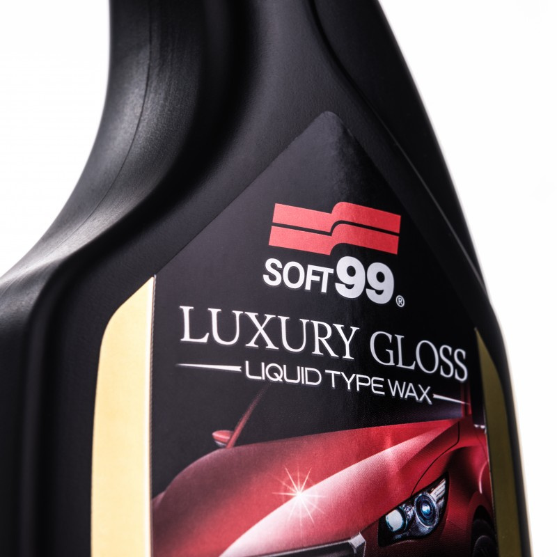 SOFT99 Luxury Gloss 速效噴蠟