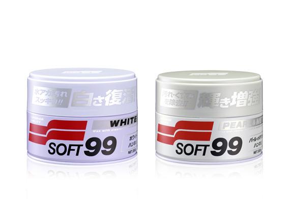 SOFT99 軟臘-白色漆用