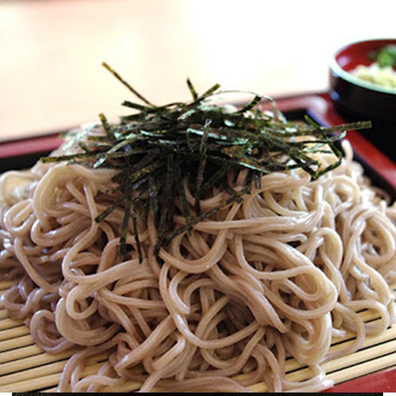 日本 70年工藝 赤城食品 蕎麥麵條 (8束,可再封口包裝) 640g (2件裝)【市集世界 - 日本市集】
