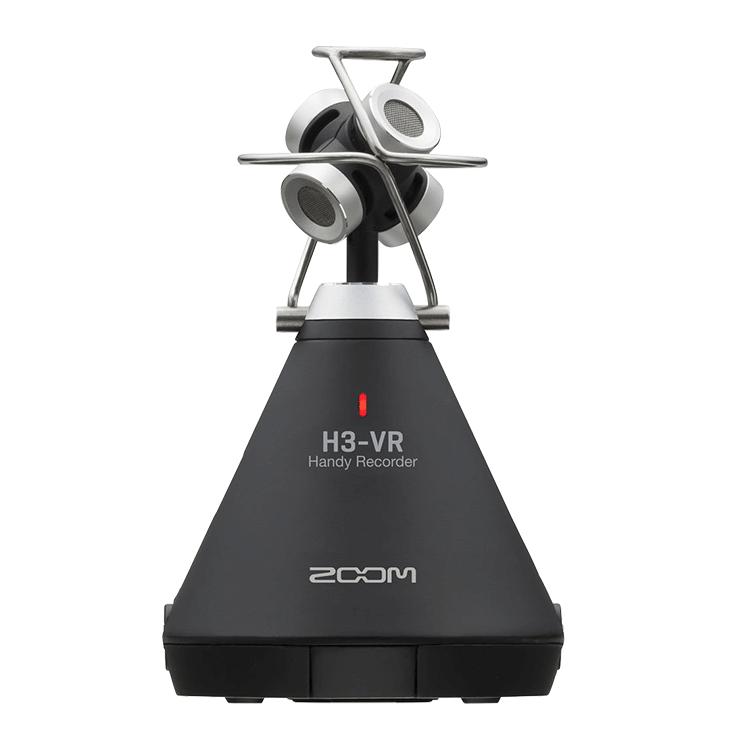 ZOOM H3-VR 錄音機
