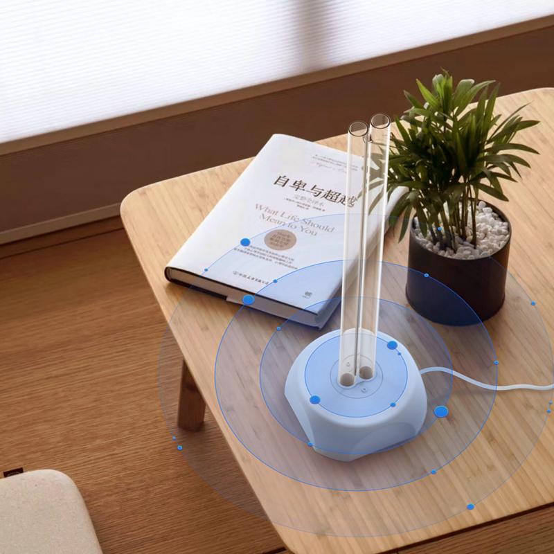 小米 - HUAYI 華藝大功率家用紫外線消毒臭氧殺菌燈38W SJ01