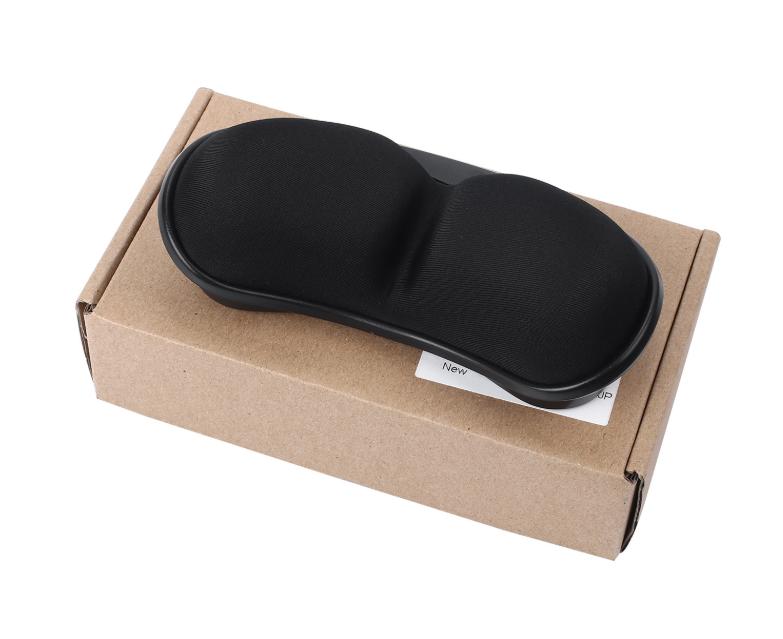 人體力學手腕MousePad手枕 黑色/灰色
