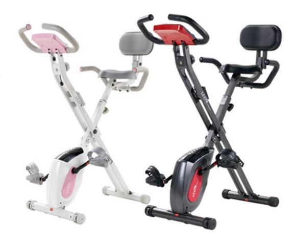 韓式家用靜音磁控健身車