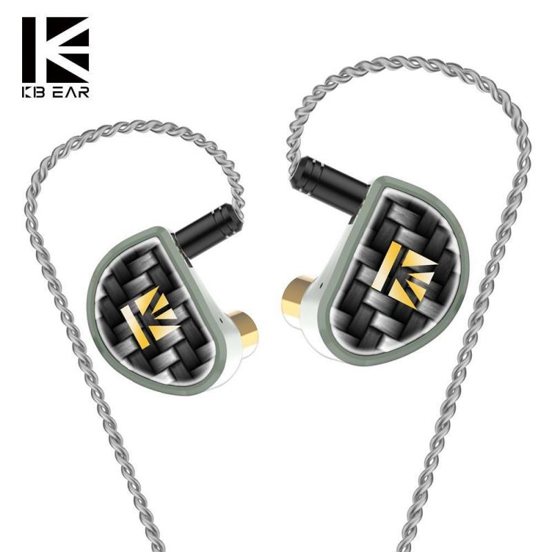 KBear Diamond 8.5mm D.L.C(類金剛石)動圈入耳式耳機