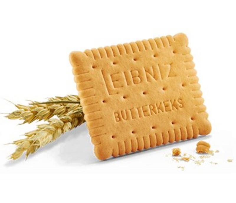 德國Leibniz 牛油餅乾 200g【市集世界 - 德國市集】
