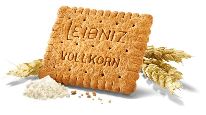 德國Leibniz 全麥餅乾 200g【市集世界 - 德國市集】