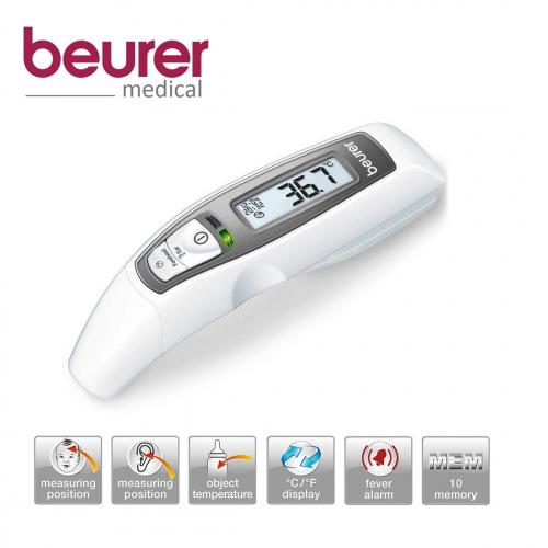 Beurer FT65 多功能紅外線耳額溫槍