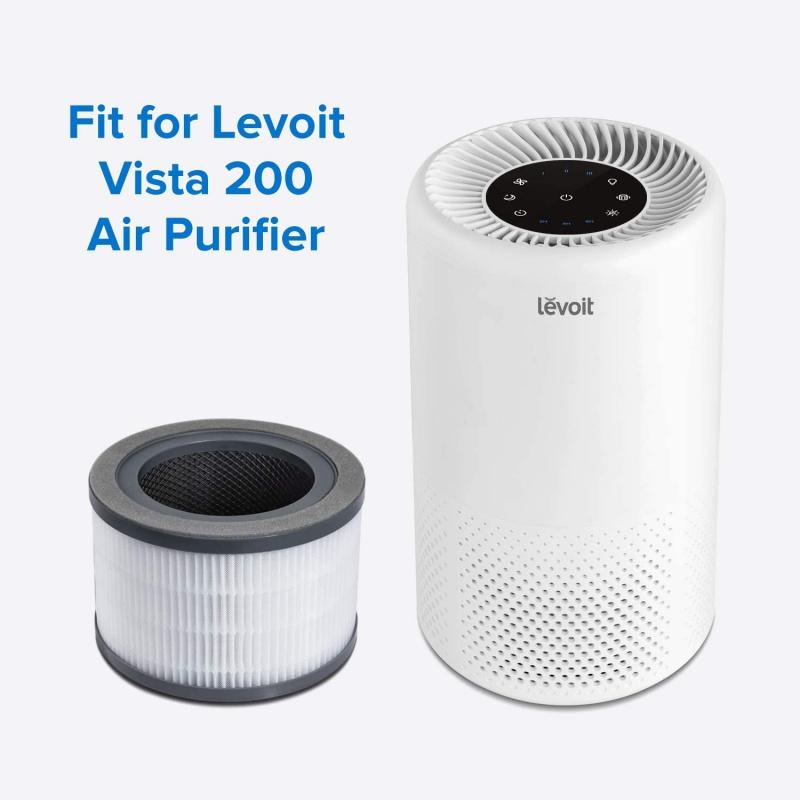 美國 LEVOIT Vista200 空氣淨化機 適用5坪以下空間(現貨發售)