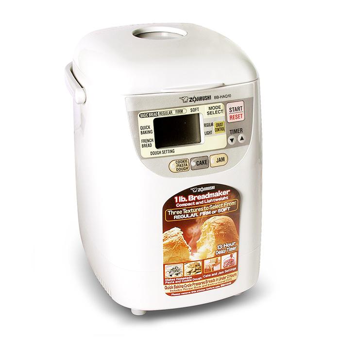Zojirushi 象印 家庭麵包機MINI [BB-HAQ10]