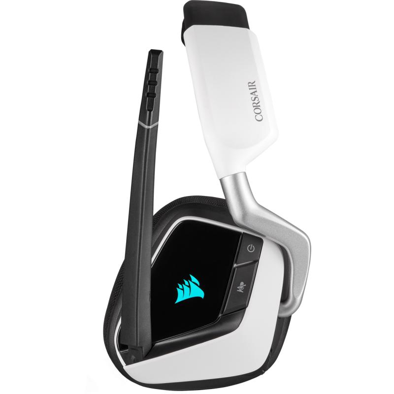 Corsair VOID RGB ELITE Wireless Premium Gaming Headset with 7.1 Surround Sound