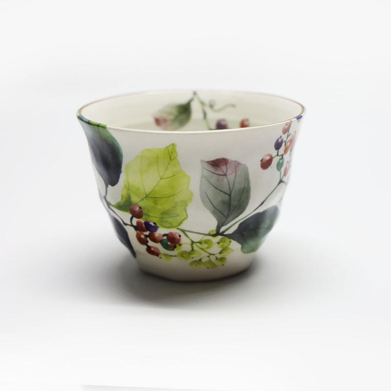 Hana Sato - 美濃燒花佐藤茶具