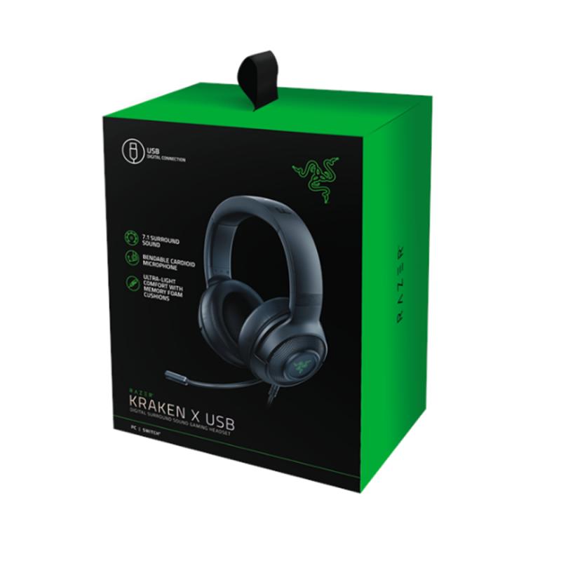 Razer Kraken X USB 7.1耳機