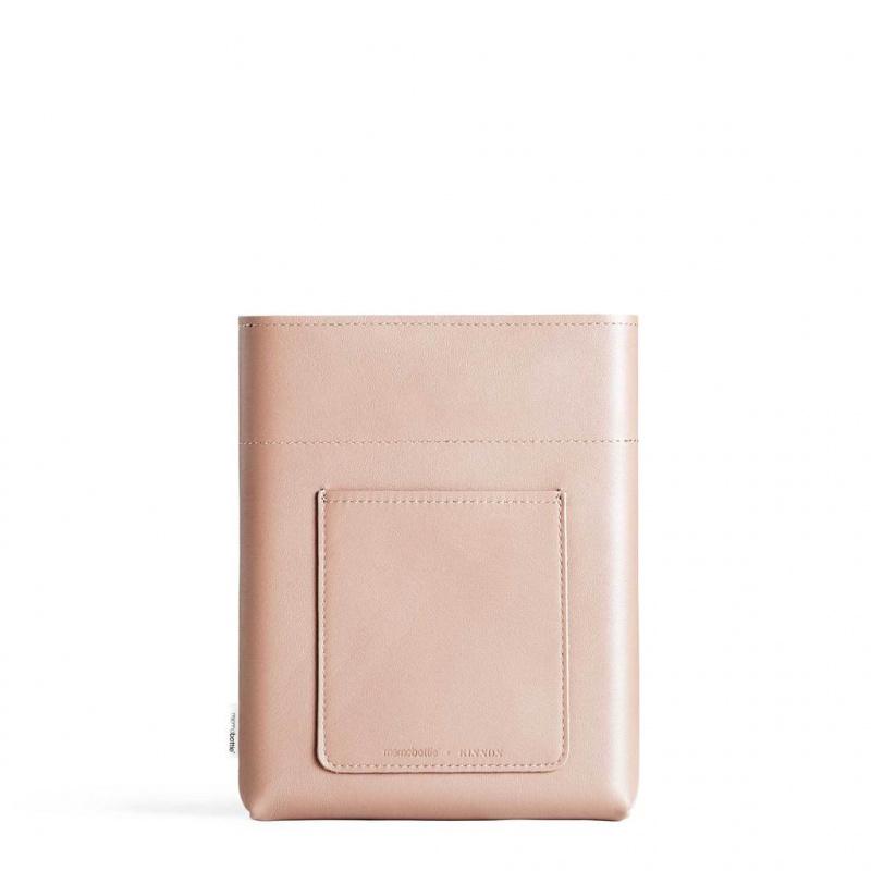 Memobottle - A5 水樽皮革套 粉色 (不包含水樽)