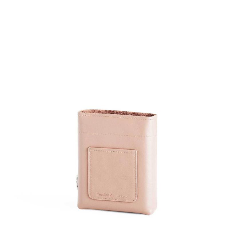Memobottle - A6 水樽皮革套 粉色 (不包含水樽)