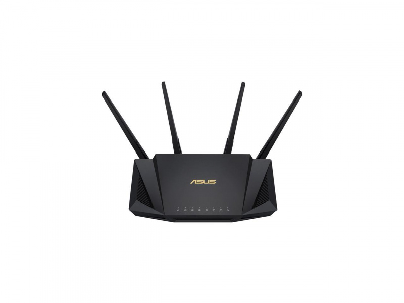 ASUS 802.11ax Dual-Band AiMesh Gigabit Router RT-AX3000