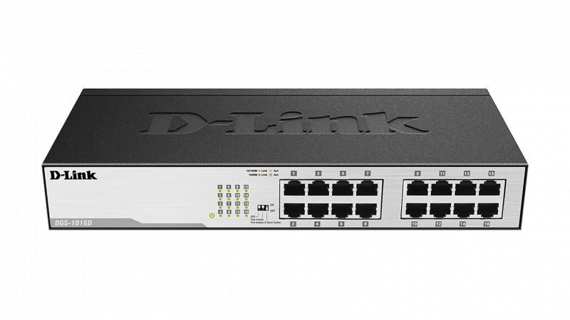 D-Link DGS-1016D