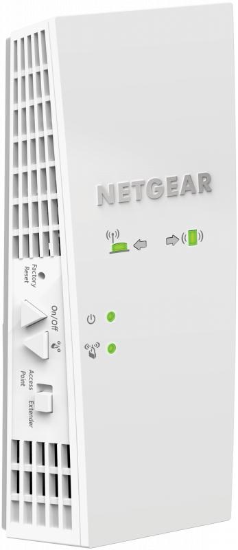 Netgear EX7300 Nighthawk X4 Mesh WiFi Range Extender