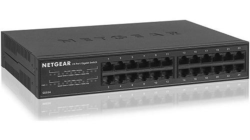 Netgear GS324 - 16 端口千兆以太網交換機