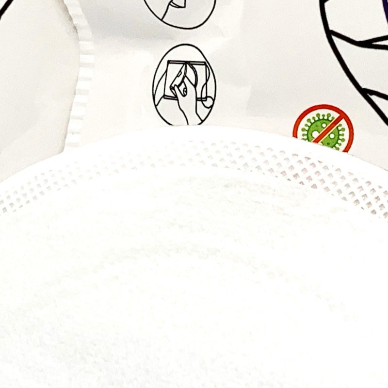 Paul Vallette 一次性口罩濾片 [BFE 96%] [一盒80片]