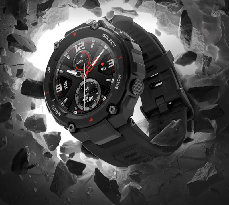 華米 Amazfit T-Rex 軍用級運動智能手錶 國際版