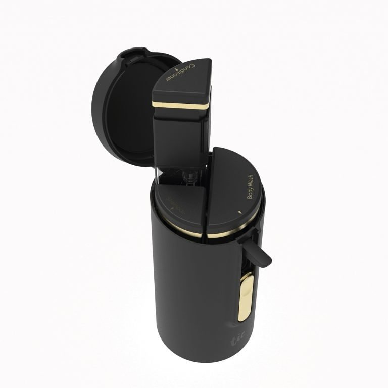 TIC Bottle旅遊收納瓶 - 沐浴裝