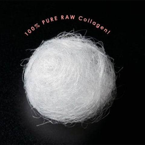 Melty Cotton - 日本製造生骨膠原蛋白線球美容液 (5入裝)