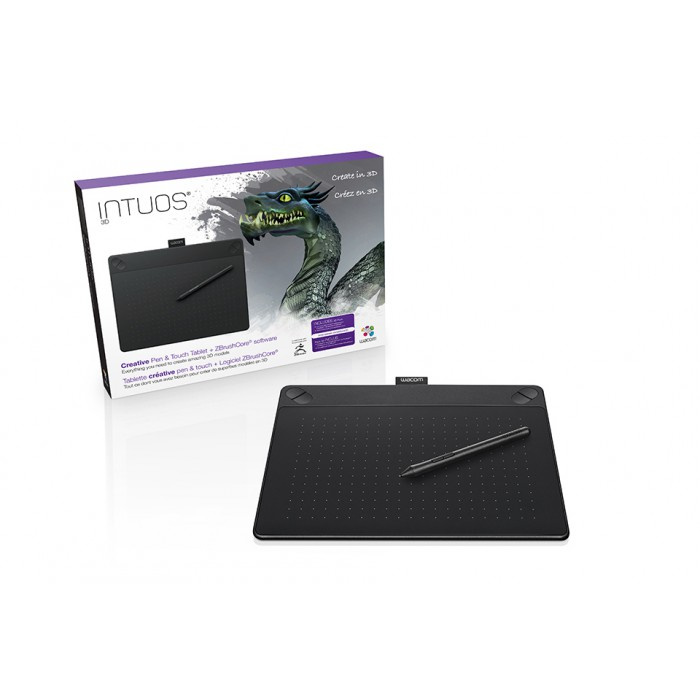 Wacom Intuos 3D 繪圖板 (M) (CTH-690)