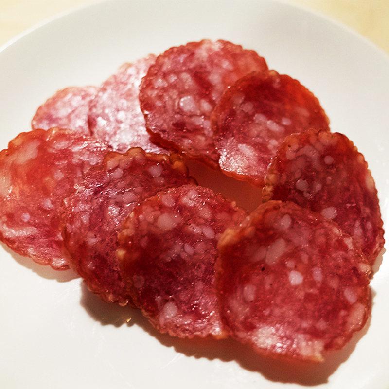 日本【 なとり】意式香腸切片 46g【市集世界 - 日本市集】