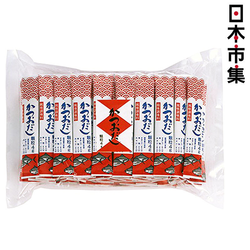 日本【かね七】鰹魚昆布香菇 高湯調味粉 (50包)【市集世界 - 日本市集】